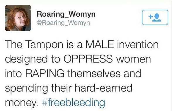 free bleeding