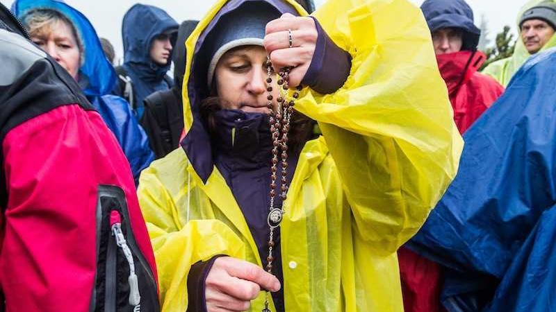 rosario alle frontiere