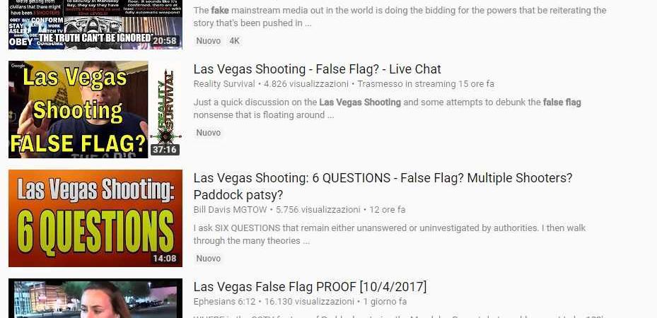 youtube las vegas