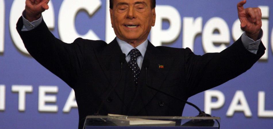 Berlusconi Trump