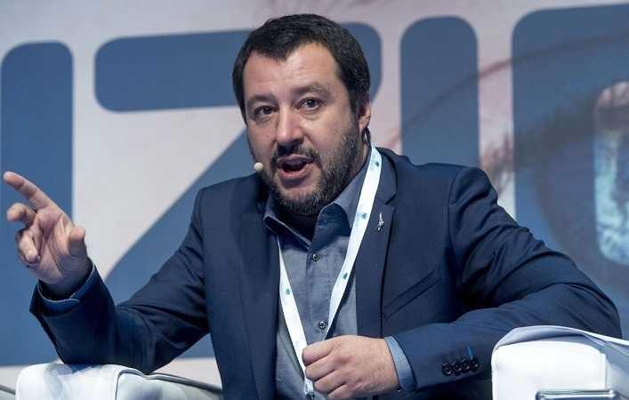 Salvini vaccini