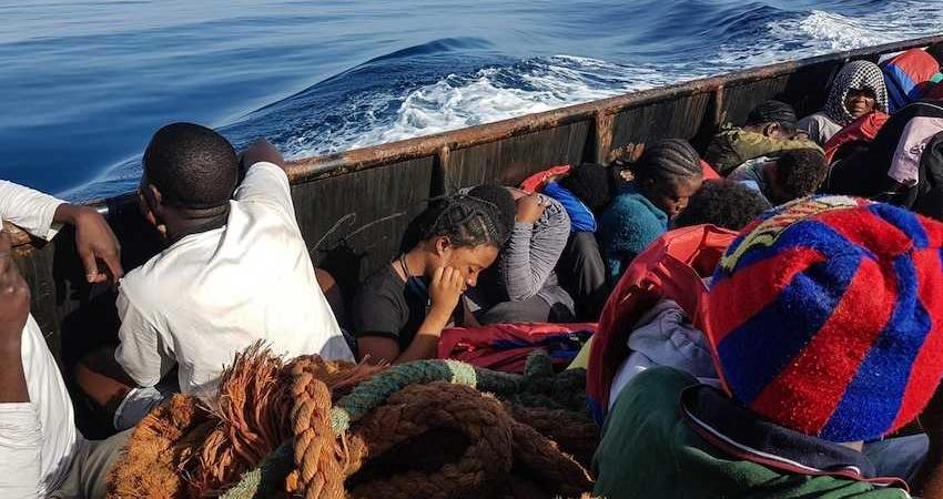 partenze dalla Libia