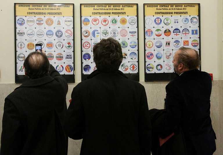 partiti elezioni politiche 2018 le forze politiche in campo