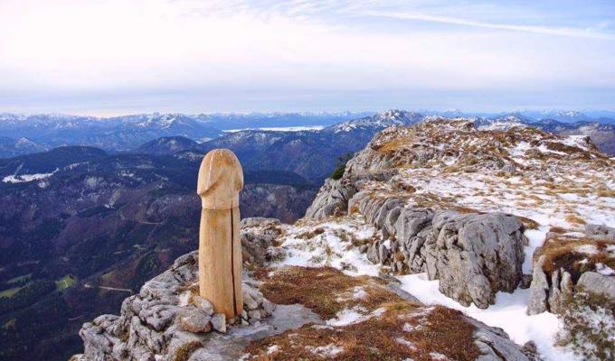 pene gigante austria