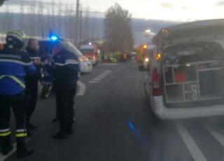 incidente scuolabus Francia