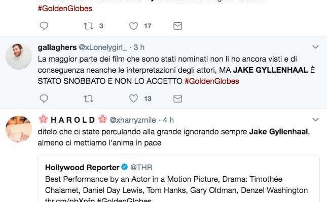 Jake-Gyllenhaal-snobbato-dai-Golden-Globe-