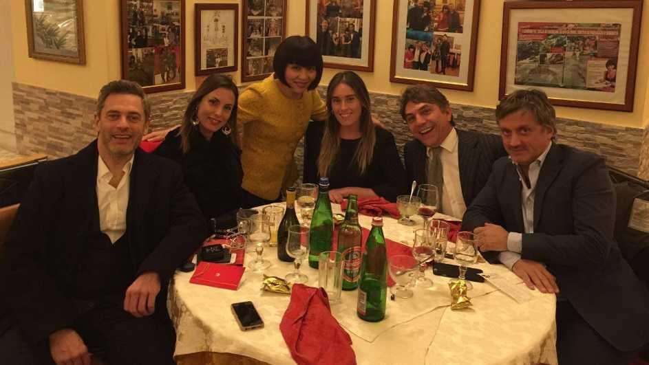 Maria elena boschi e la cena cinese con l 39 attore massimo for Cena cinese
