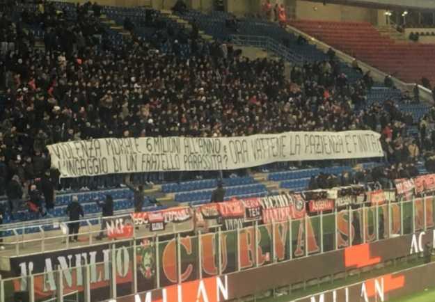 Bonucci: vincere con la maglia del Milan significa fare la Storia