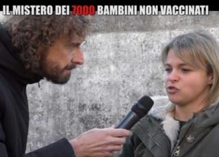false vaccinazioni