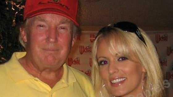 Donald Trump Pornostar