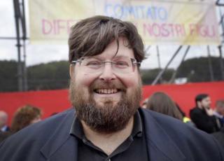 Mario Adinolfi via Fani-Zazzaroni