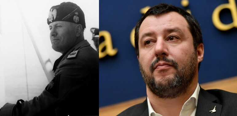Salvini fascismo