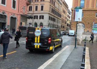 parcheggio Beppe Grillo