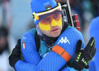 Italia biathlon bronzo
