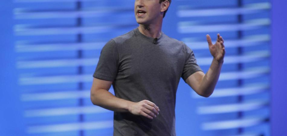 Facebook crolla
