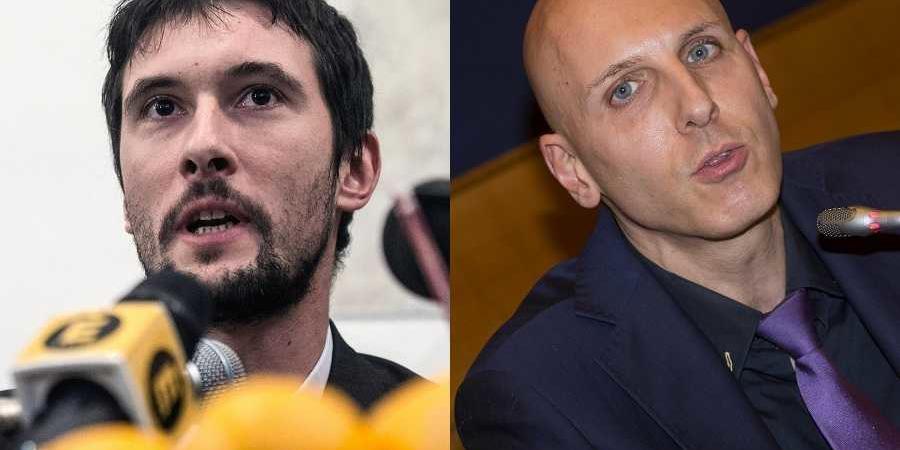 Due parlamentari m5s cecconi e martelli dopo il 4 marzo for Assistenti parlamentari m5s