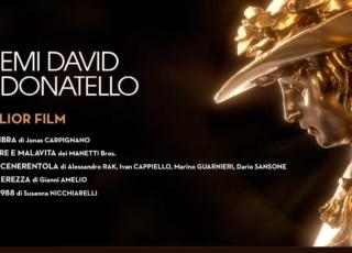 candidature david donatello 2018