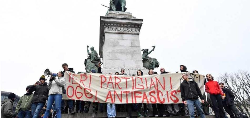 cortei fascismo