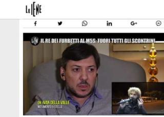 Francesco Cariello, Emanuele Scagliusi, e Federica Dieni