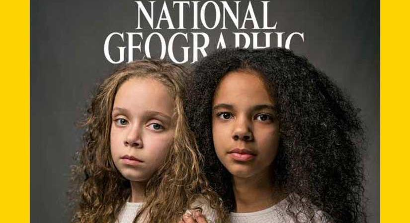 National Geographic razzista