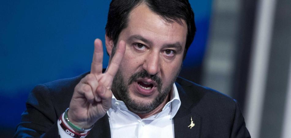 Matteo Salvini mandato