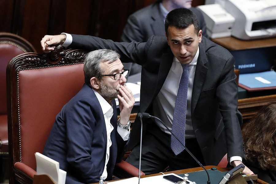 Elezione presidenti camere salgono casellati al senato for Diretta camera deputati