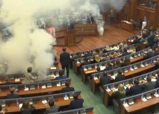 kosovo parlamento
