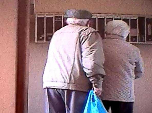 Nonni arrestati