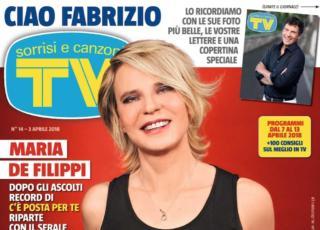 Fabrizio Frizzi Tv Sorrisi e canzoni
