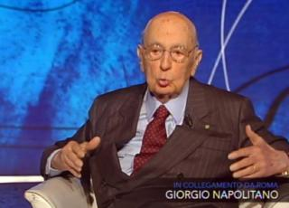 Giorgio Napolitano Operazione