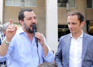 Salvini gaffe friulani