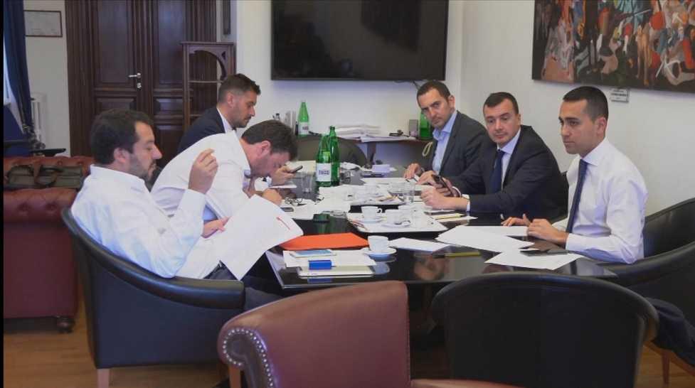 accordo M5S-Lega